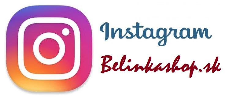 Belinkashop Instagram